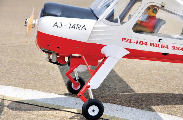 PZL-104 Wilga | Blackhorsemodel