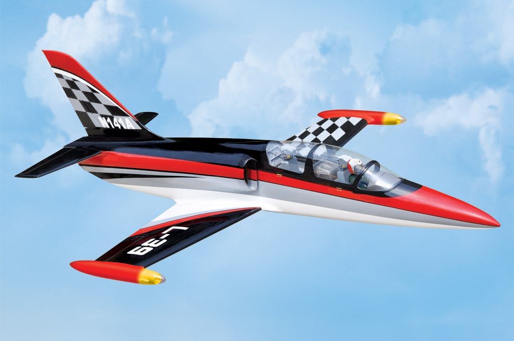 L-39 ALBATROS | Blackhorsemodel